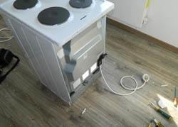 Установка, подключение электроплит город Волжский