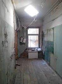 Демонтаж электропроводки в Волжском