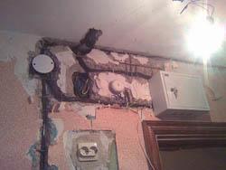 Замена электропроводки в Волжском